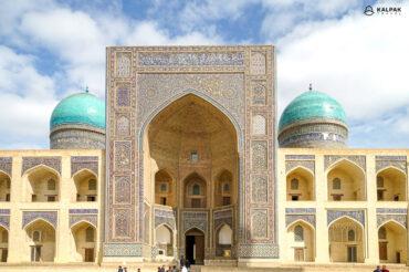 Bukhara madrasah