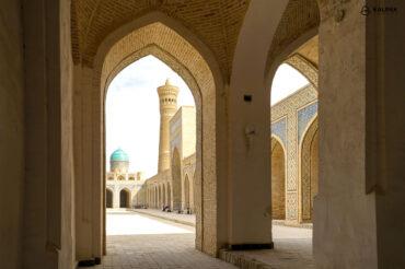 Bukhara poi Kalon complex