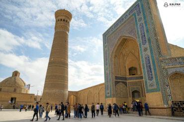 Bukhara city in Uzbekistan