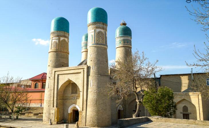 Chor Minor in Uzbekistan