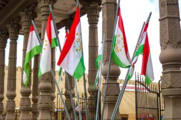 Flags of Tajikistan