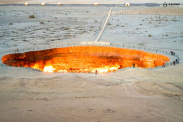 Gate of Hell Turkmenistan