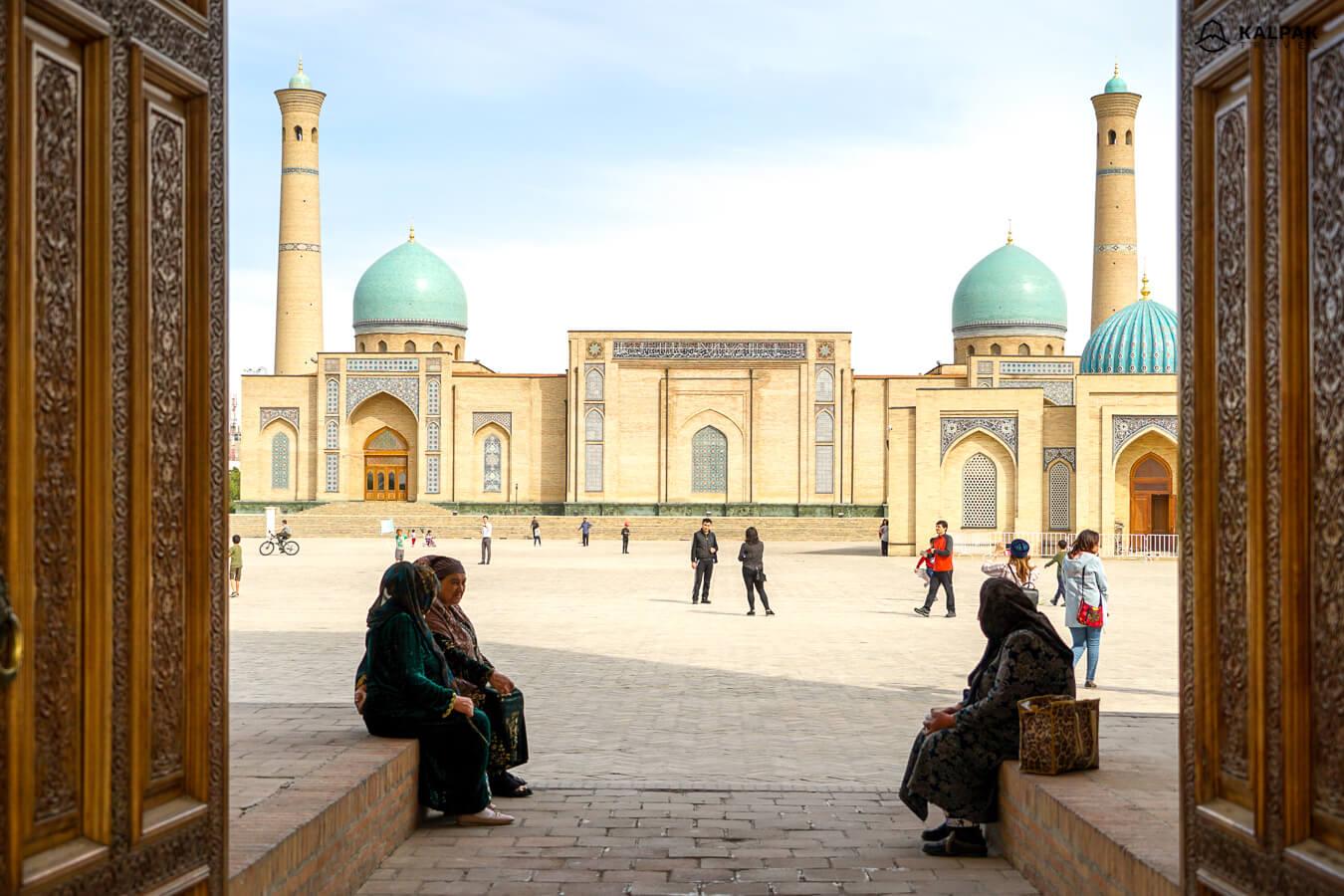 Khast imom complex in Tashkent