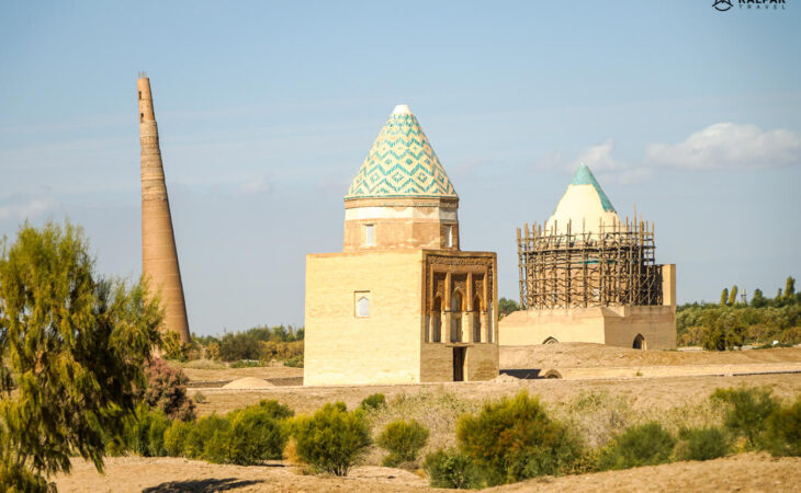 Konya Urgench in Turkmenistan