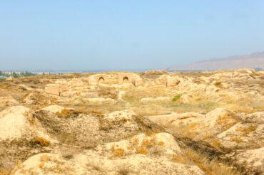 Penjikent in Tajikistan