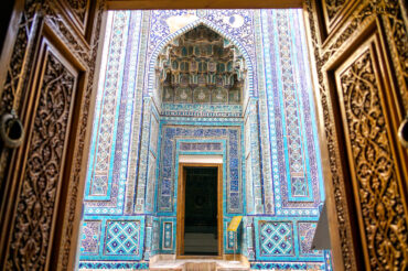 Samarkand mausoleums