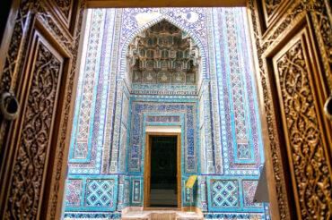 Samarkand mausoleums