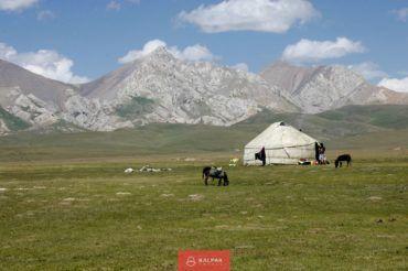 Son Kul, Kyrgyzstan