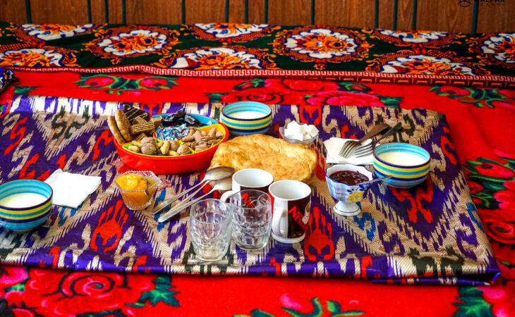 Tajikistan cuisine