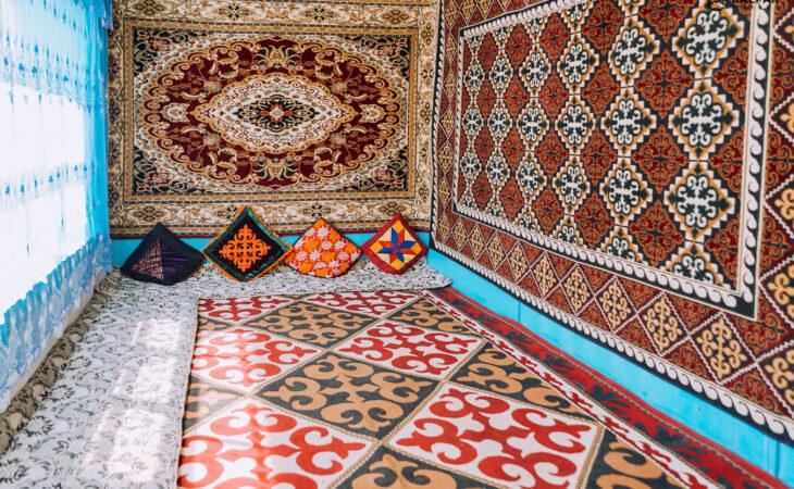 Guesthouse in Tajikistan