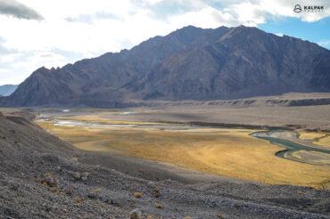 nature in Tajikistan