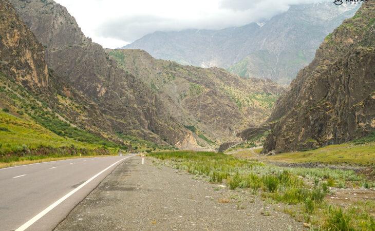 Tajikistan roads
