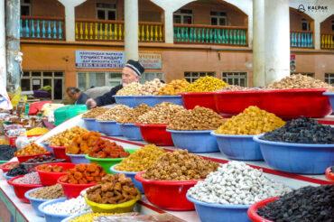 Spices in Tajikistan