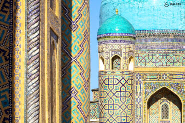 Timurid architecture in Samarkand
