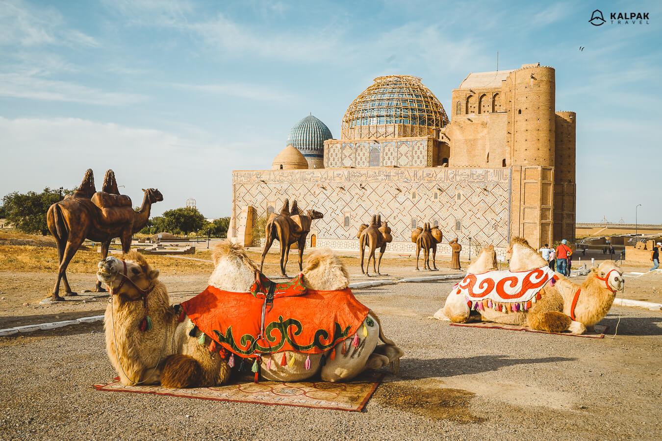 Best Of Kazakhstan Tour Kalpak Travel