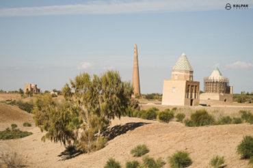 ancient city in Turkmenistan