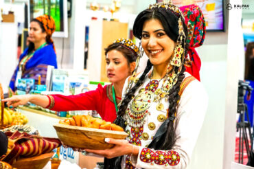 Turkmen hospitality