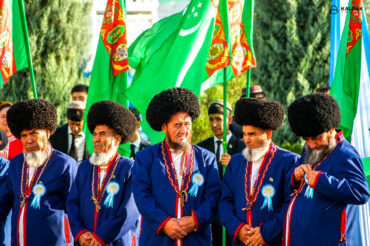 Turkmen people