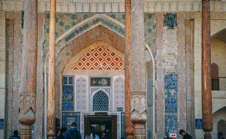 Uzbekistan's architecture