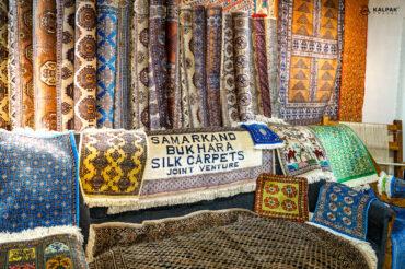 Uzbek carpets