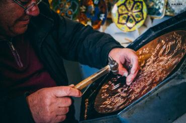 Handicraft in Uzbekistan