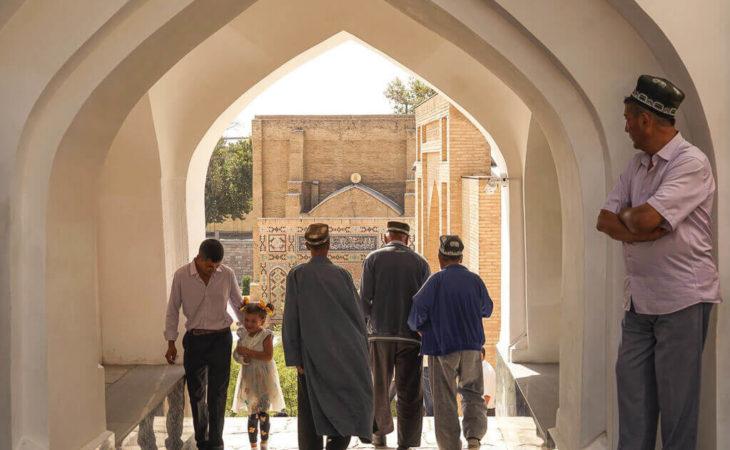 Uzbekistan sightseeing tour