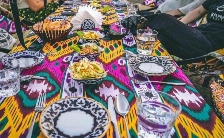 Uzbekistan tour and its culinary highlights