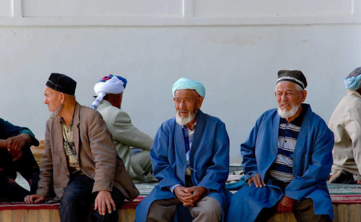 Uzbekistan tour and meeting with local people