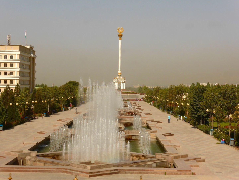 Dushanbe City Tour, Tajikistan travel