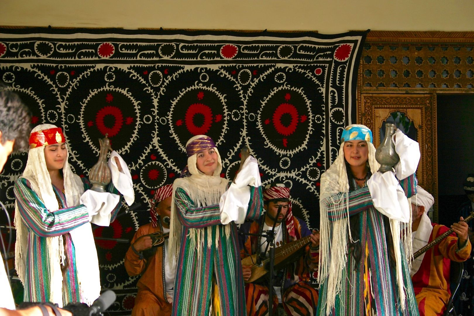 Central Asia festival, Nowruz spring holiday
