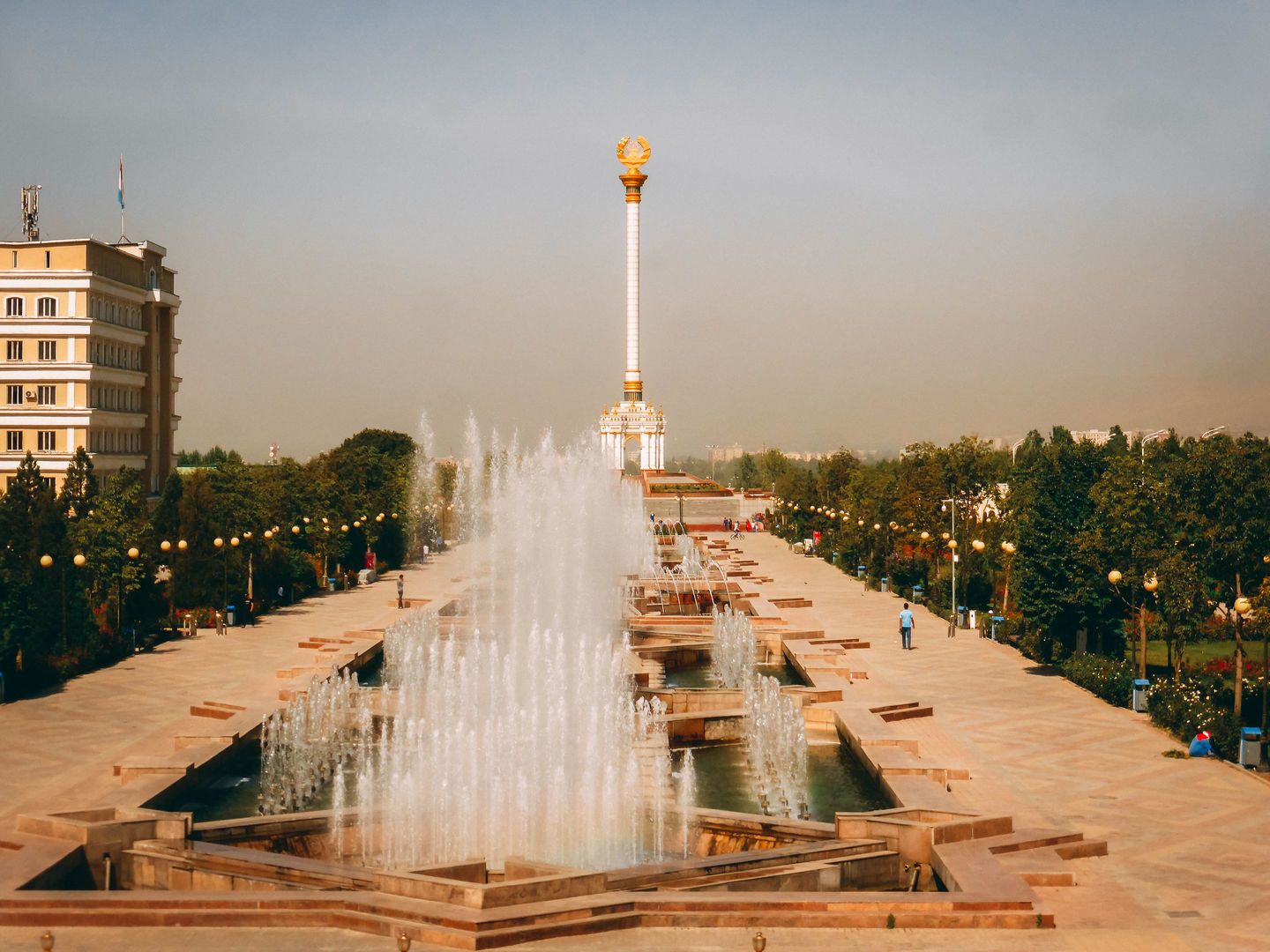 Dushanbe City Tour, Tajikistan Tour