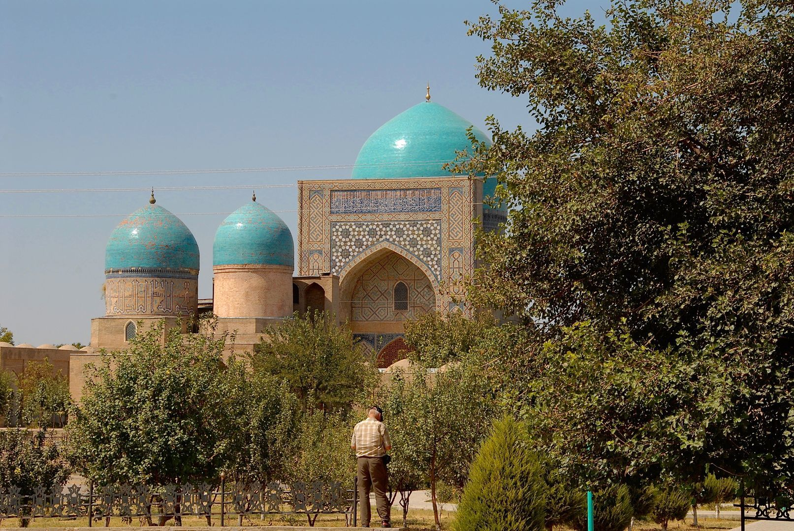 Classic Uzbekistan Tour Central Asia Kalpak Travel
