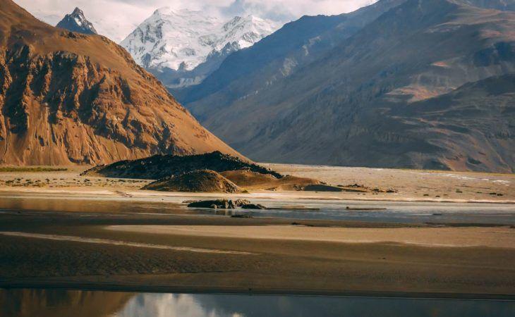 Pamir Mountains, Tajikistan