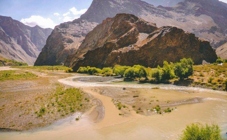 Tajikistan Travel, Geizev Hiking