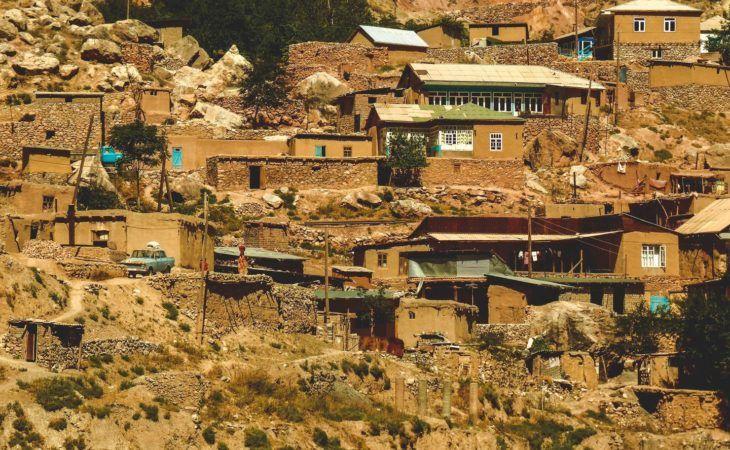 Village Tajikistan