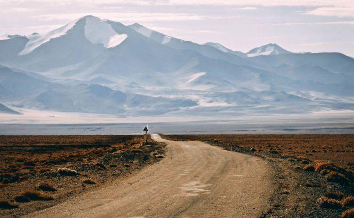 tours in Tajikistan & Central Asia, Pamir Alay Mountains Road,