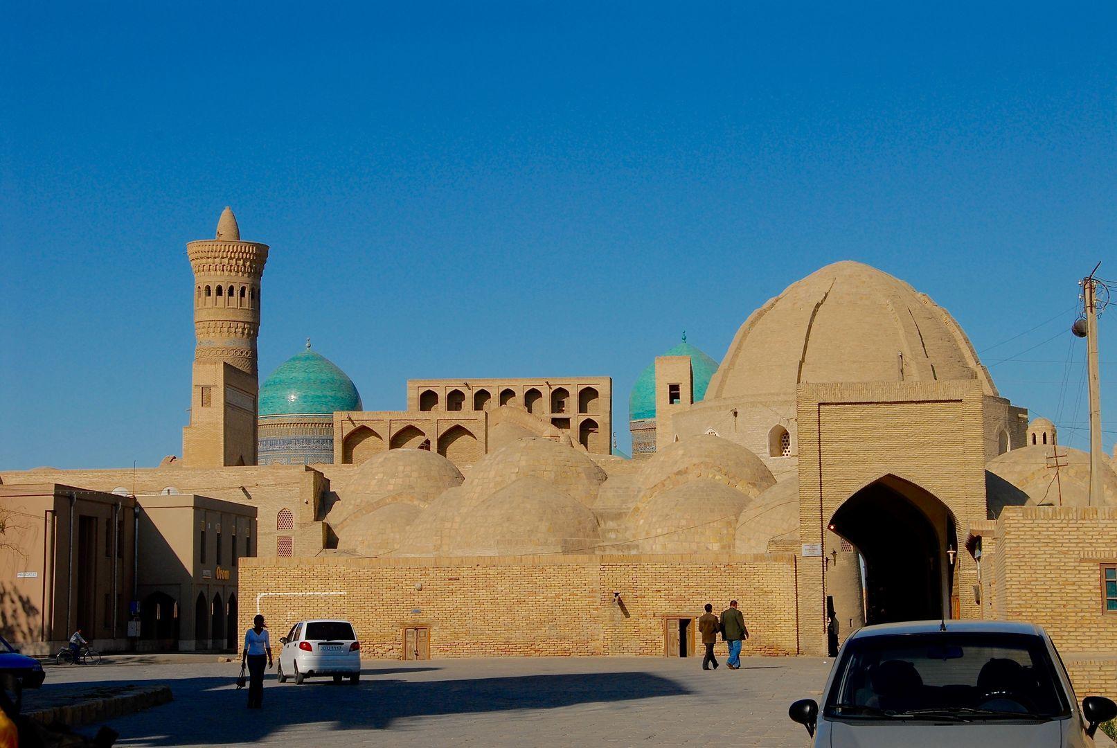 Silk Road, Uzbekistan, Bukhara