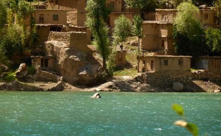 holiday packages in tajikistan with traditional villages
