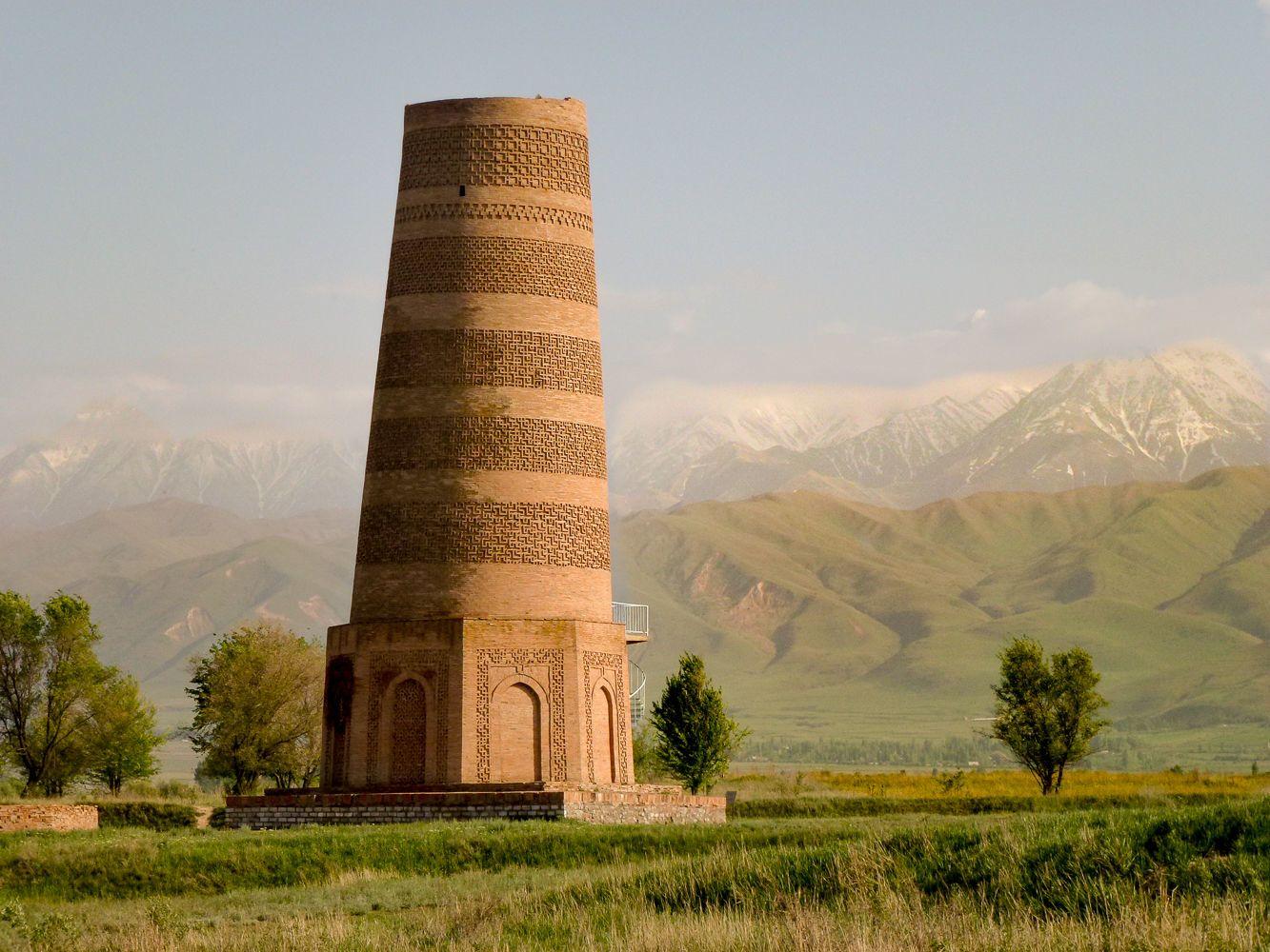 Kyrgyzstan Tour, Burana Tower