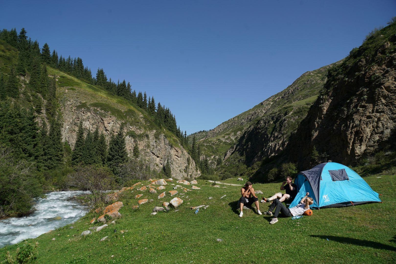Central Asia, Kyrgyzstan
