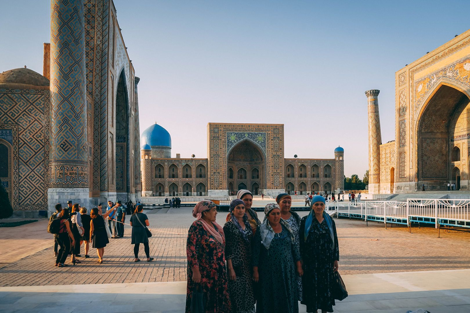 Uzbekistan Tour, Samarkand