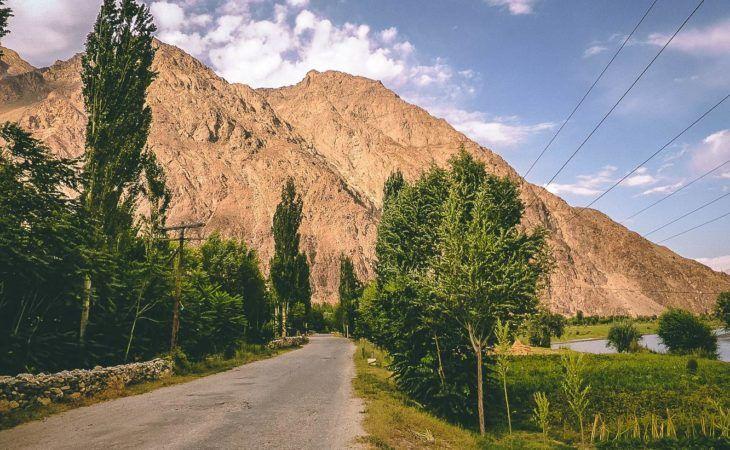 Rushan, Tajikistan