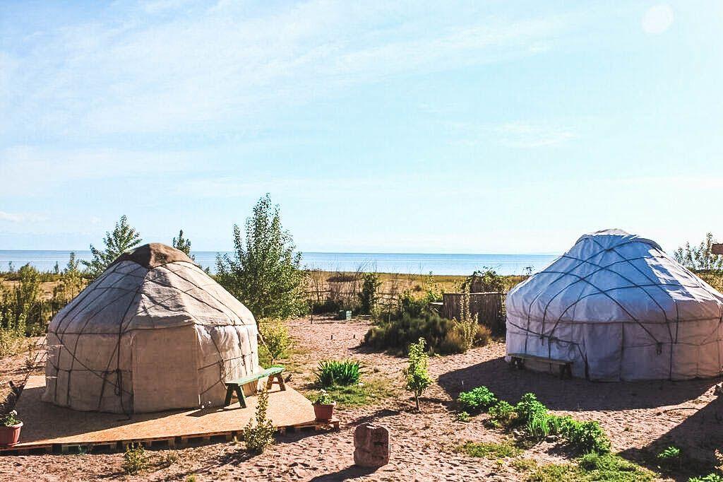 Kyrgyzstan Tosor, Issyk Kul Lake