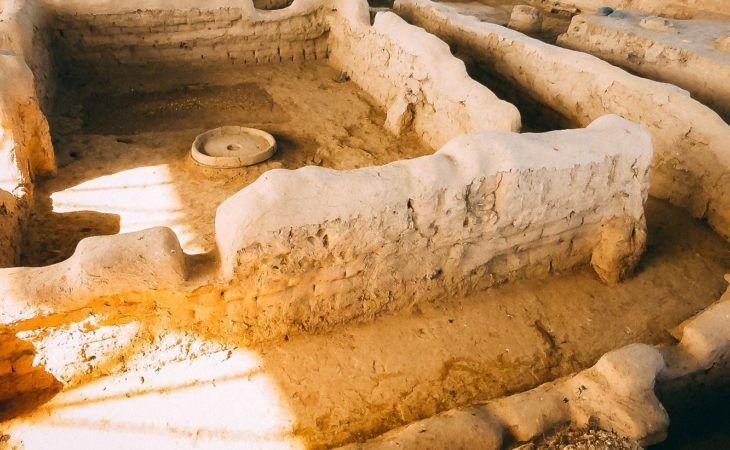 Sarazm, UNESCO World heritage site