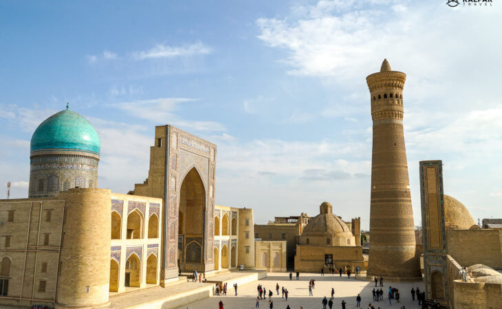 Central Asian Silk Road tour