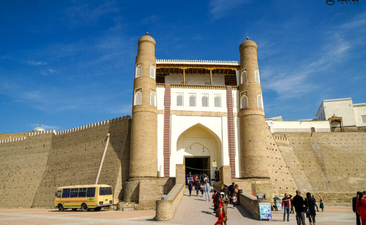 Silk road castle