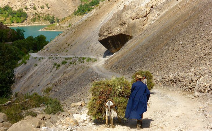 Best Tajikistan Seven Lakes Tour