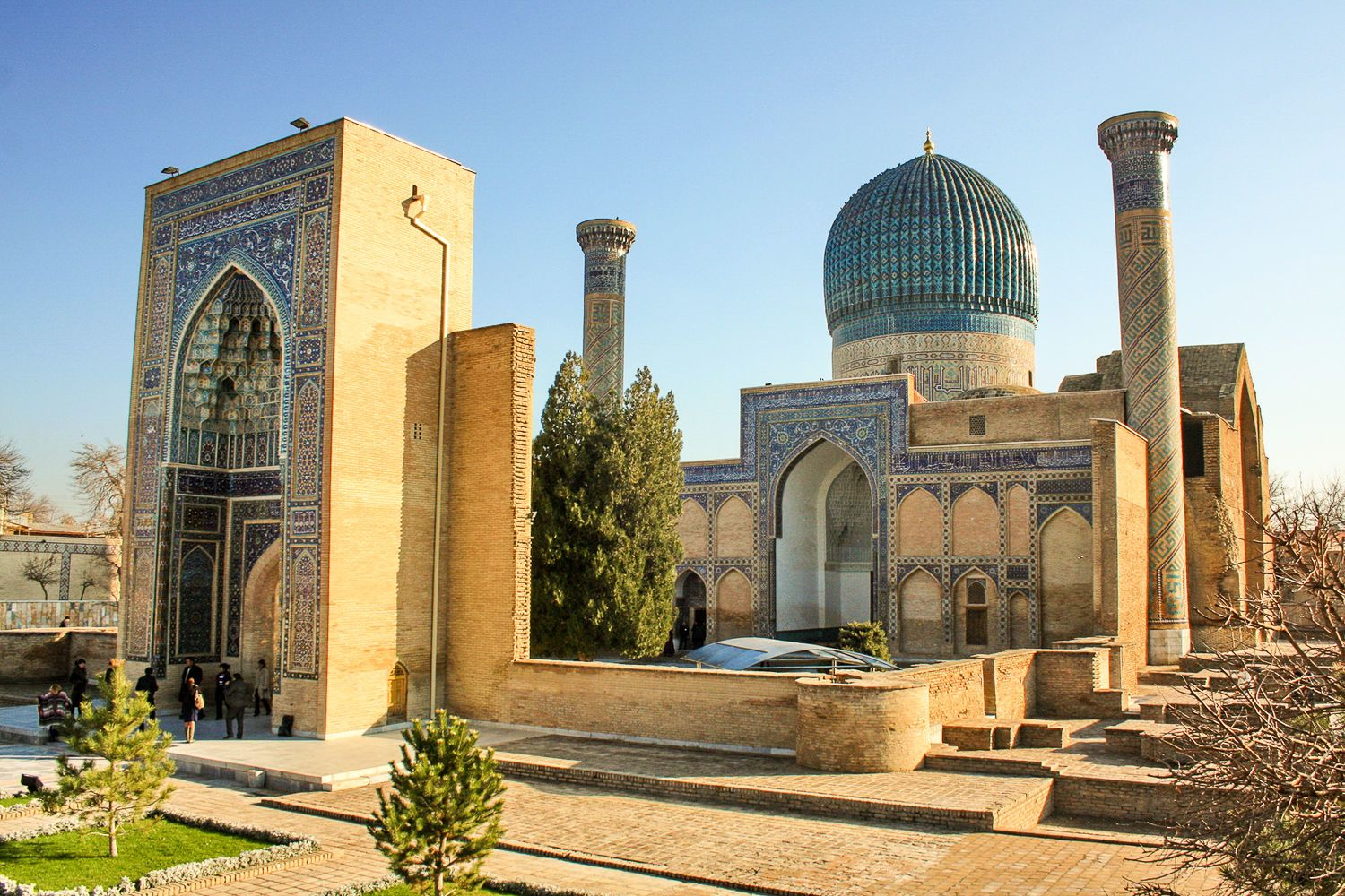 Silk Road Tour, Central Asia