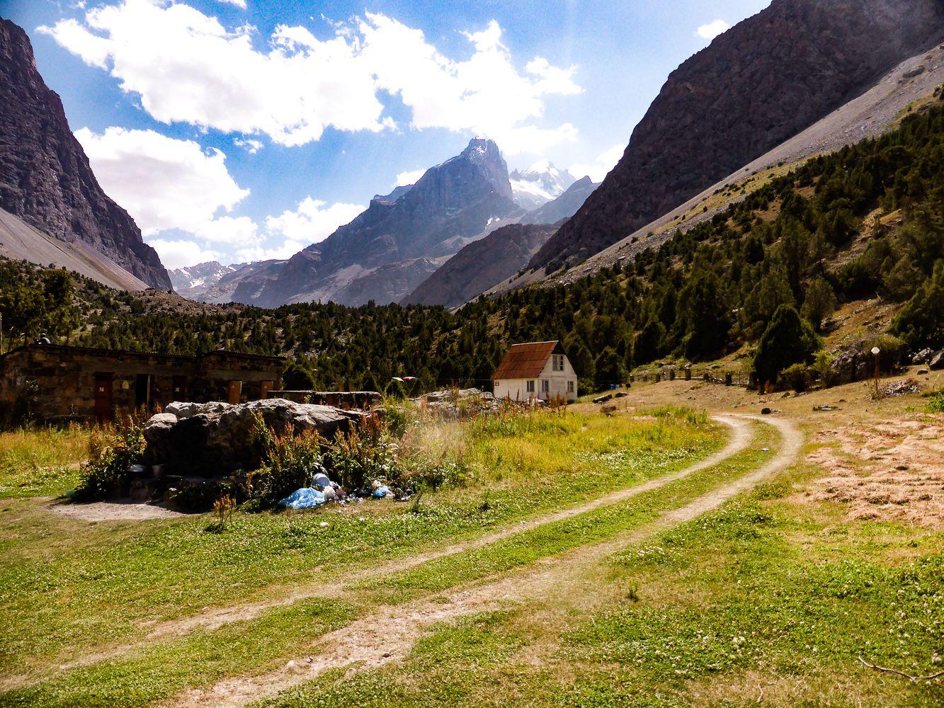 Tajikistan-Zaravshan
