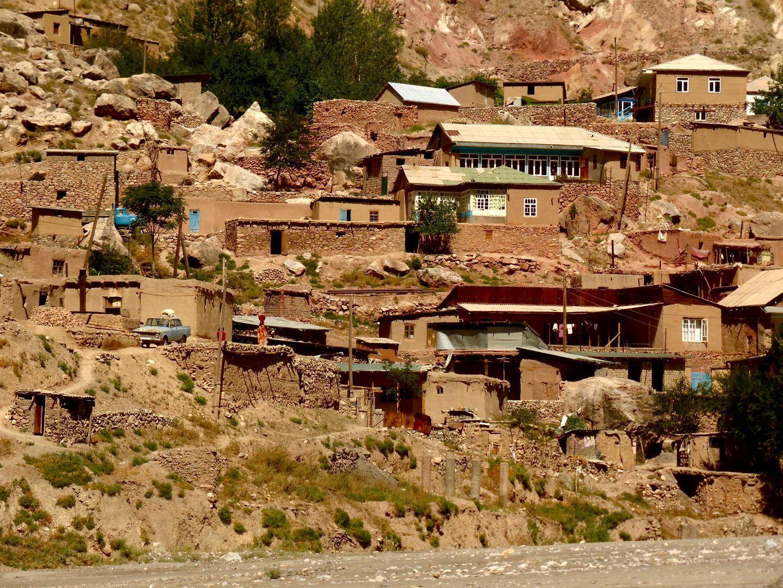 Таджикистан дома картинка